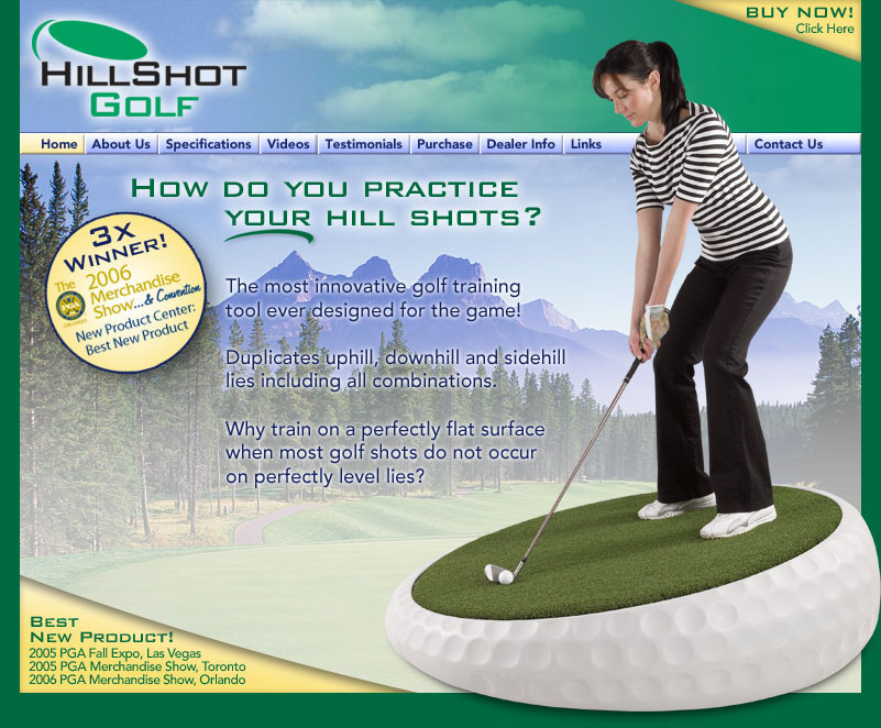 Hill Shot Golf